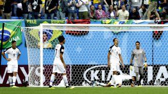 Costa Rica lamenta anotación de Brasil en Rusia 2018