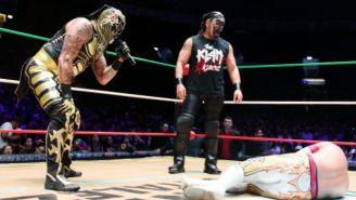 Penta aparece en el CMLL y humilla a Carístico