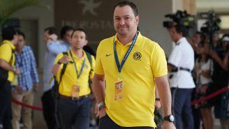 Santiago Baños, en la Semana del Futbol Mexicano 2018