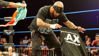 Konnan es humillado por LAX en Impact Wrestling