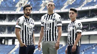 Monterrey presenta nueva piel para el Apertura 218