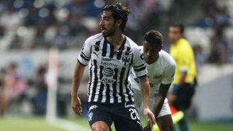 Pizarro disputa un juego de pretemporada con Rayados