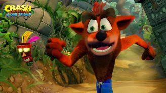 Crash Bandicoot vuelve remasterizado para todas las consolas actuales