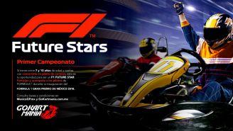 GP de México y Go Kart Manía crean campeonato de karting