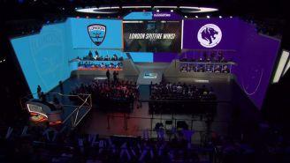 La Blizzard Arena enloqueció con la remontada de London Spitfire