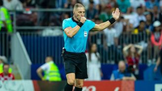 Néstor Pitana, árbitro del Francia vs Croacia de Rusia 2018