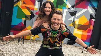 Ana Caty y Xavi Sol disfrutan de la Copa del Mundo en Rusia