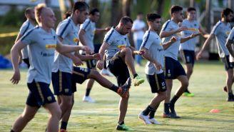 Pumas, en pretemporada de cara al Apertura 2018