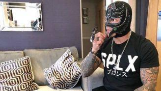 Rey Mysterio se muestra pensativo tras su regreso a WWE