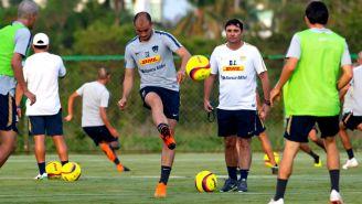 Pumas, durante la pretemporada de cara al A 2018