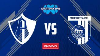 EN VIVO y EN DIRECTO: Atlas vs Querétaro