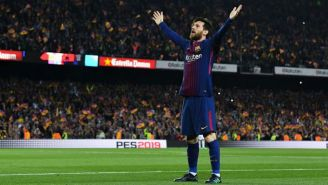 Messi agradece el apoyo a los fans del Barcelona