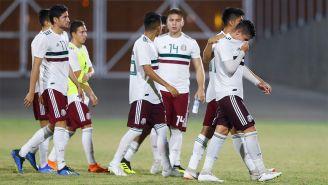 Jugadores del Tri se lamentan tras la derrota ante El Salvador