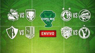 EN VIVO y EN DIRECTO: Copa MX J1 Miércoles