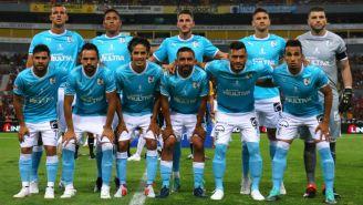 Querétaro se toma la foto oficial previo al encuentro vs Atlas