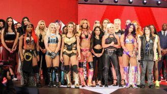 Luchadoras de WWE son notificadas sobre el PPV Evolution