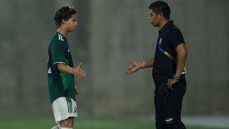 Lainez y Chima se dan la mano en Juegos Centroamericanos