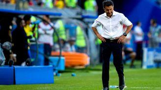 Juan Carlos Osorio lamenta derrota contra Brasil en Rusia 2018