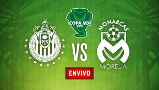 EN VIVO Y EN DIRECTO: Chivas vs Monarcas