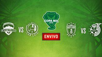 EN VIVO y EN DIRECTO: Copa MX J2 Martes