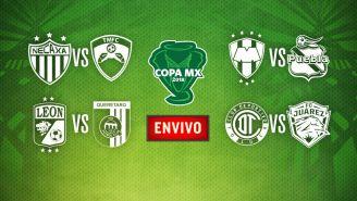 EN VIVO Y EN DIRECTO: Copa MX Jornada 2