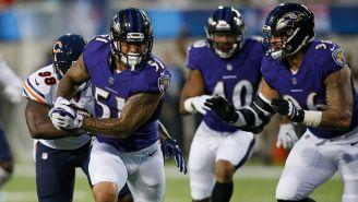 Baltimore mueve el balón tras superar la marca rival