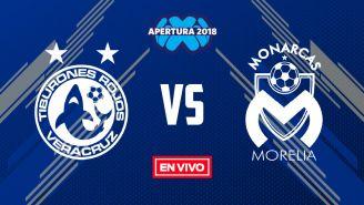 EN VIVO Y EN DIRECTO: Veracruz vs Morelia