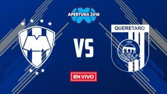 EN VIVO Y EN DIRECTO: Monterrey vs Querétaro