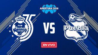 EN VIVO Y EN DIRECTO: Santos vs Puebla