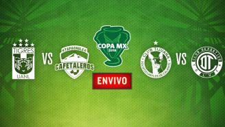 EN VIVO Y EN DIRECTO: Copa MX Jornada 3