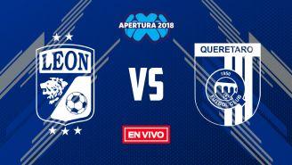 EN VIVO Y EN DIRECTO: León vs Querétaro