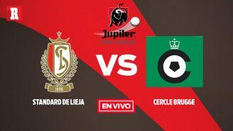 EN VIVO Y EN DIRECTO: Standard de Lieja vs Cercle Brugge
