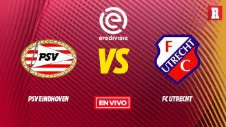 EN VIVO Y EN DIRECTO: PSV Eindhoven vs Utrecht