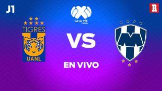 EN VIVO Y EN DIRECTO: Tigres vs Rayados