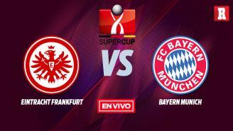 EN VIVO Y EN DIRECTO: Eintracht Frankfurt vs Bayern Munich