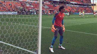Ochoa calienta previo al duelo ante Cercle Brugge
