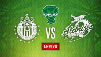 EN VIVO Y EN DIRECTO: Chivas vs Alebrijes
