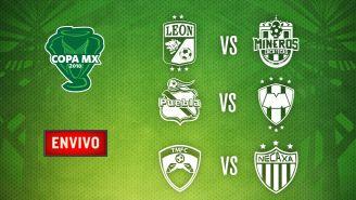 EN VIVO y EN DIRECTO: Copa MX J4 Martes