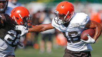 Browns entrenan con gran intensidad para el arranque de temporada