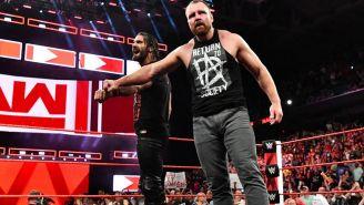 Dean Ambrose reaparece en RAW