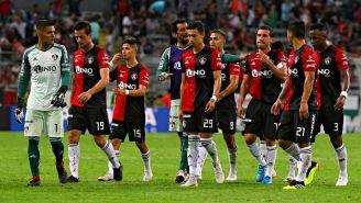 Atlas lamenta empate contra Querétaro en la J1 del A2018