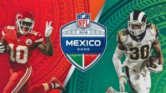 Anuncio promocional NFL México