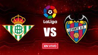 EN VIVO y EN DIRECTO: Betis vs Levante