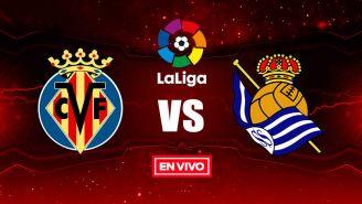 EN VIVO Y EN DIRECTO: Villarreal vs Real Sociedad