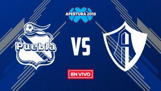 EN VIVO Y EN DIRECTO: Puebla vs Atlas
