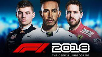 El nuevo juego de la Fórmula Uno ya está disponible