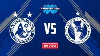 EN VIVO Y EN DIRECTO: Veracruz vs Tijuana