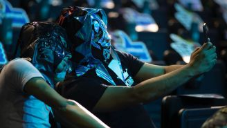 La 'fiebre' los fans previo a Triplemanía XXVI