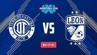 EN VIVO Y EN DIRECTO: Toluca vs León