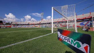 Vista general del Estadio de Zacatecas